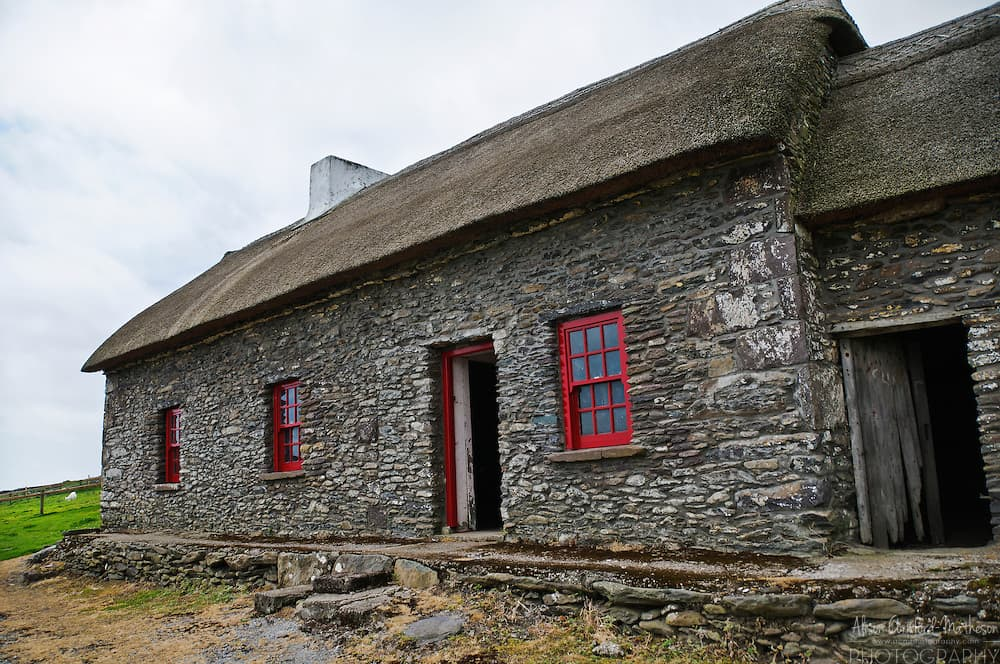 The Dingle Famine Cottages