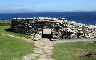 The Dún Beag Promontory Fort Dingle Slea Head