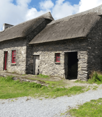 The Famine Cottages Dingle Co Kerry