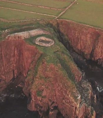 Prehistoric fort in Kerry damaged in storm
